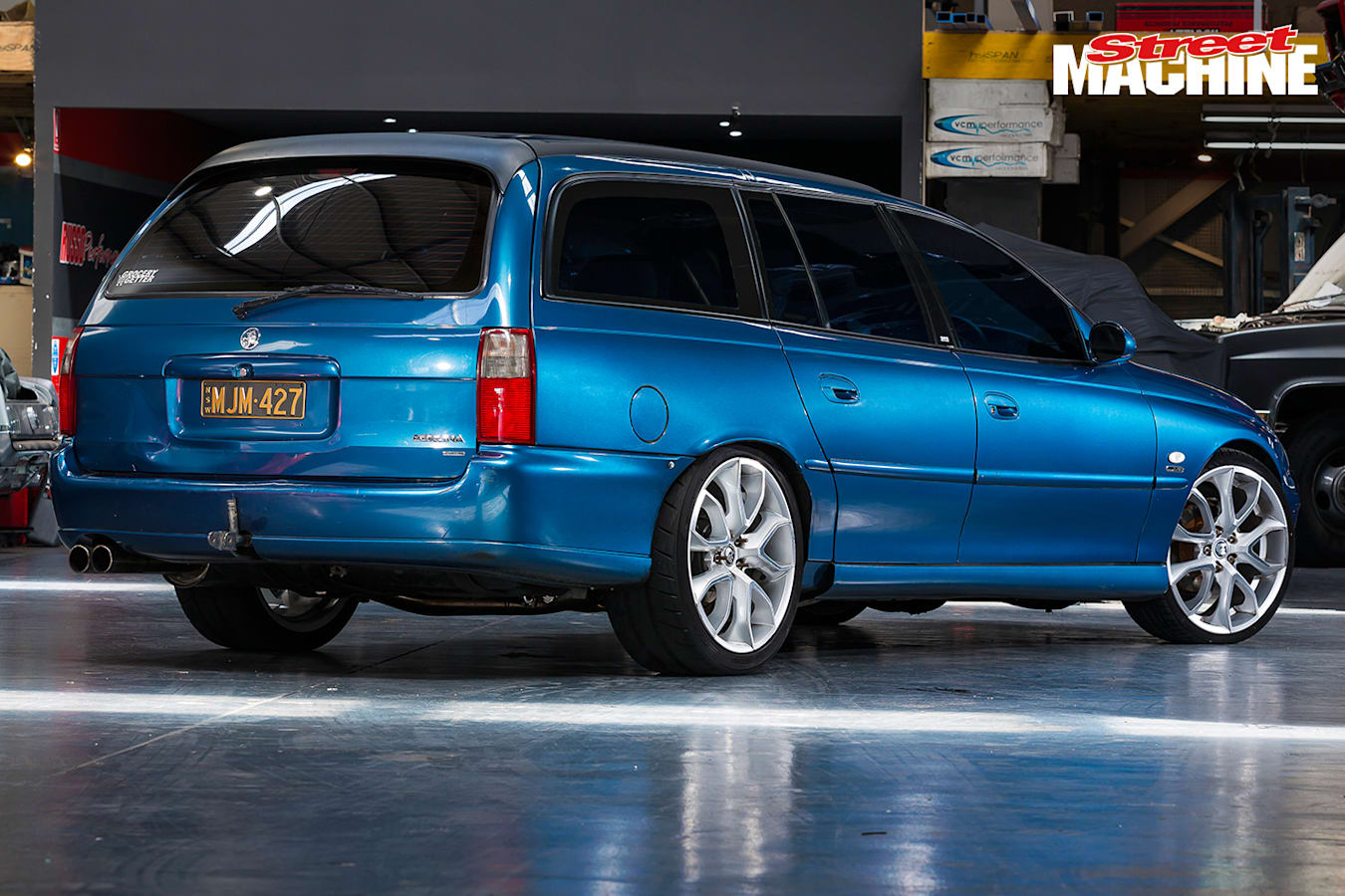 Holden VX Berlina Wagon LS Turbo 2 Nw Jpg