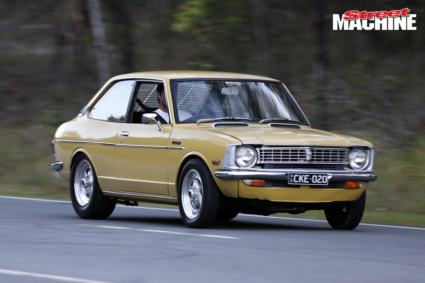 Corolla V8 Turbo Sleeper 1 Nw