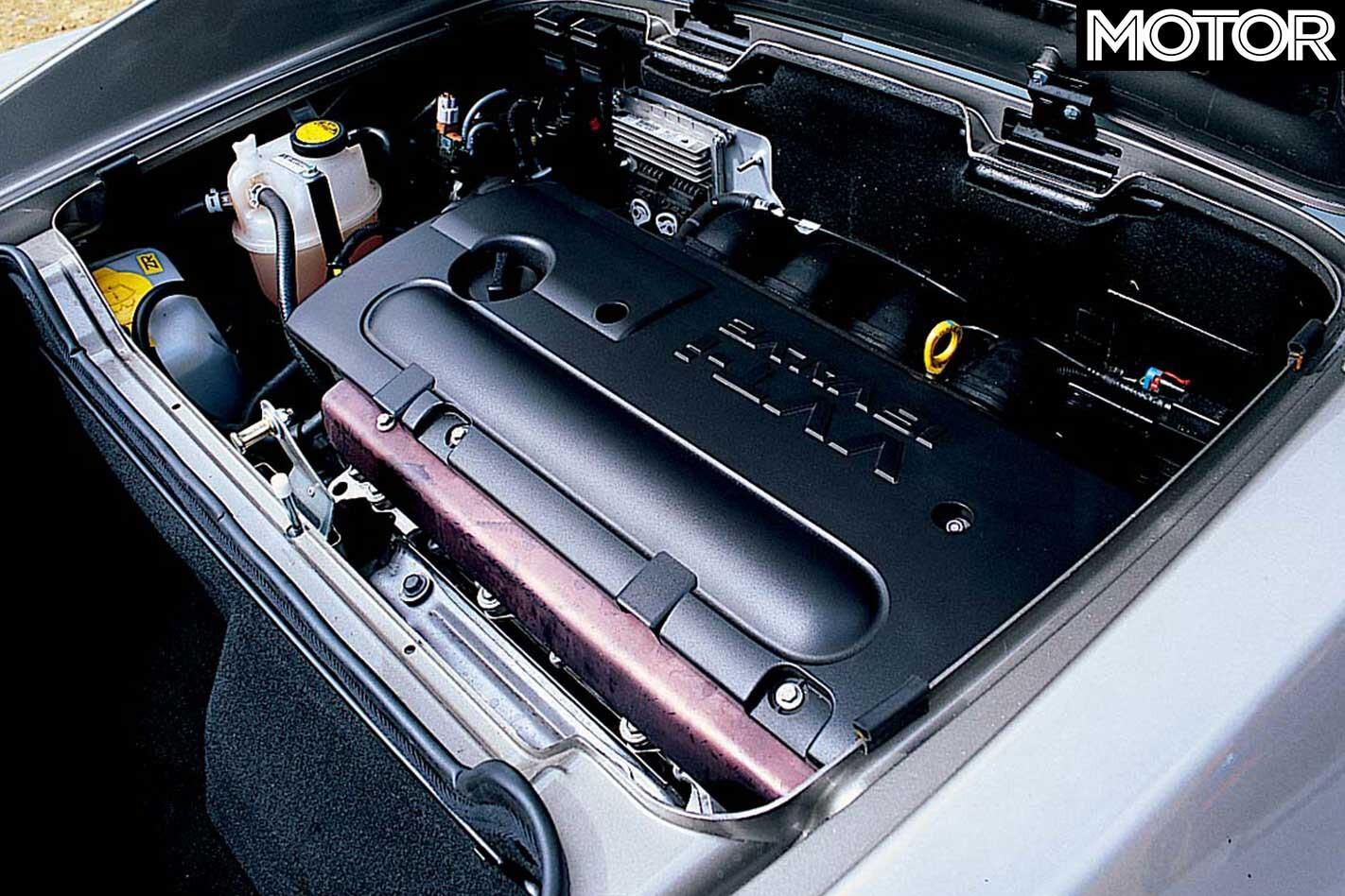 2007 Lotus Elise S Engine Jpg