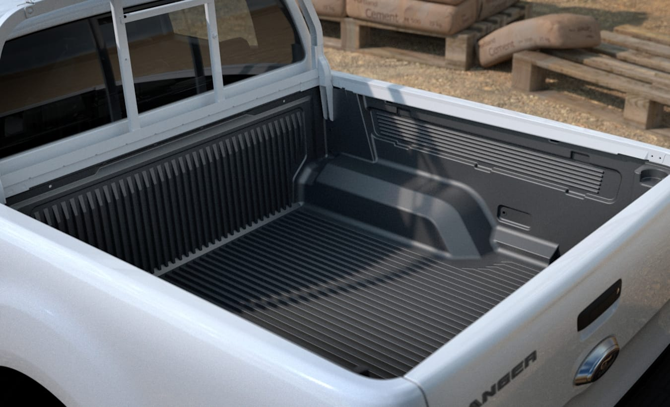 2021 Ford Ranger XL 4x4 Tradie Double Cab