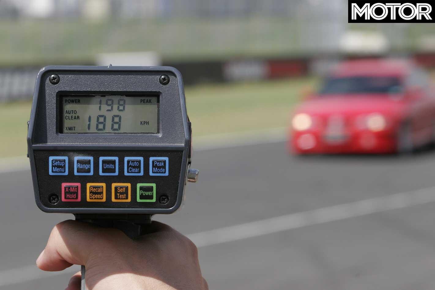 All Aussie Showdown 2005 Introduction Speed Detection Jpg