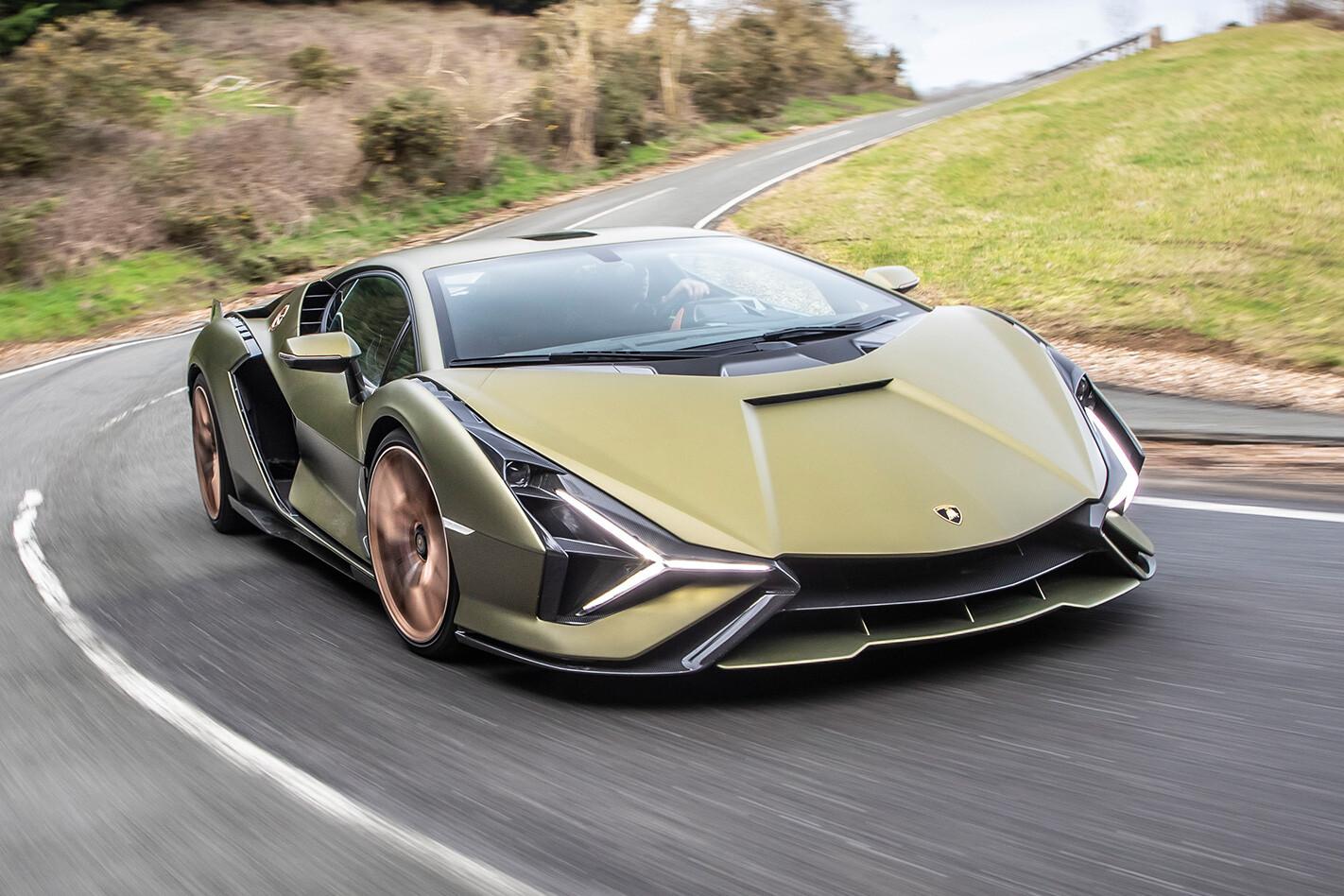 2021 Lamborghini Sian First Drive Review