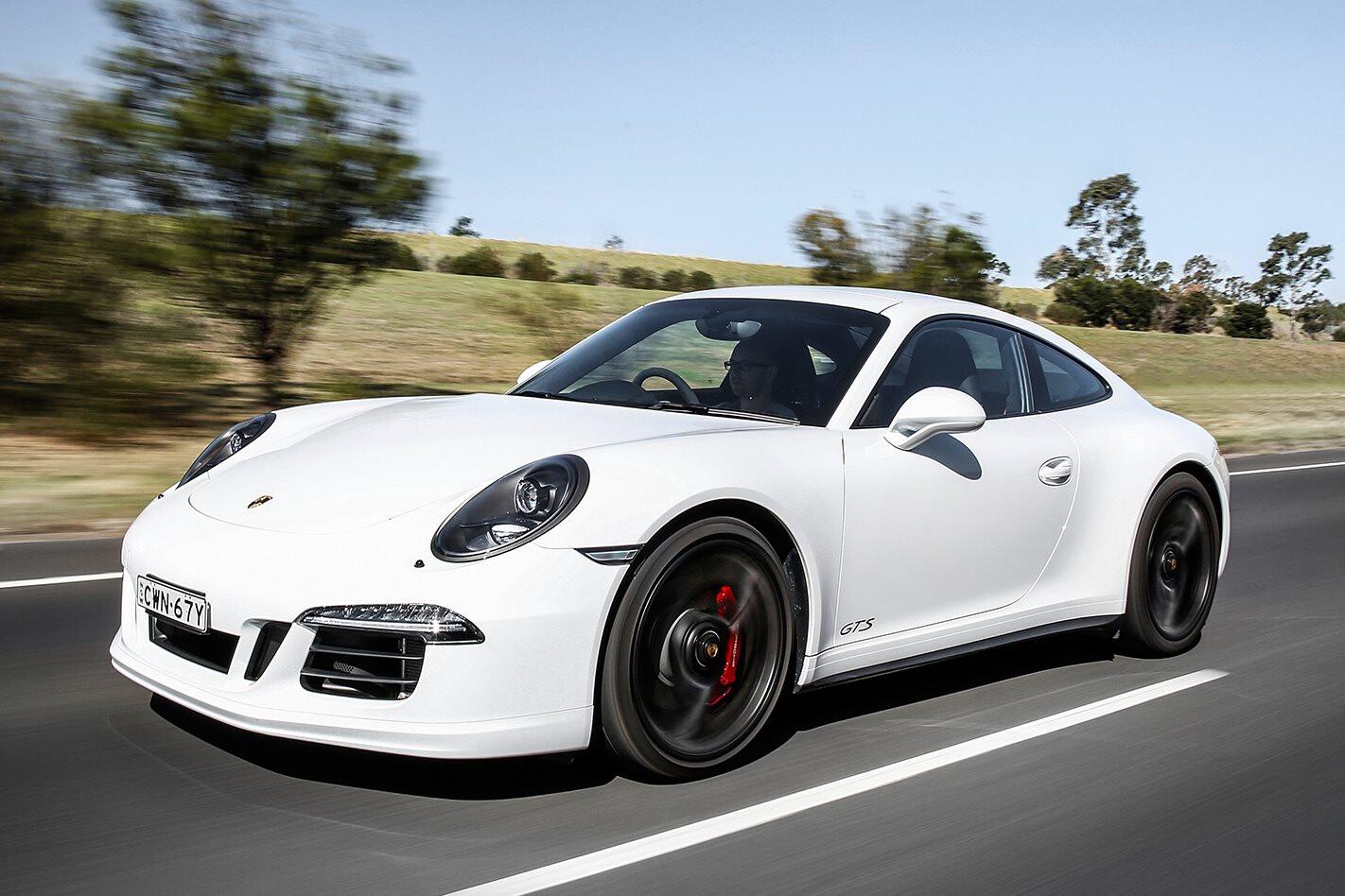 Porsche 911 GTS review