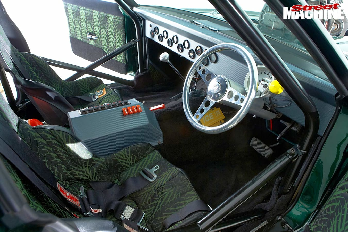 Ford LTD interior