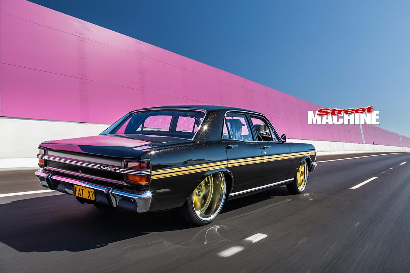 Ford Falcon  XY onroad