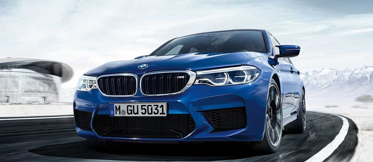 2018 BMW M5 Competition details leaked
