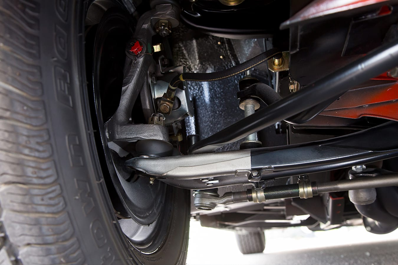 Ford Falcon XB GT hardtop lower control arms