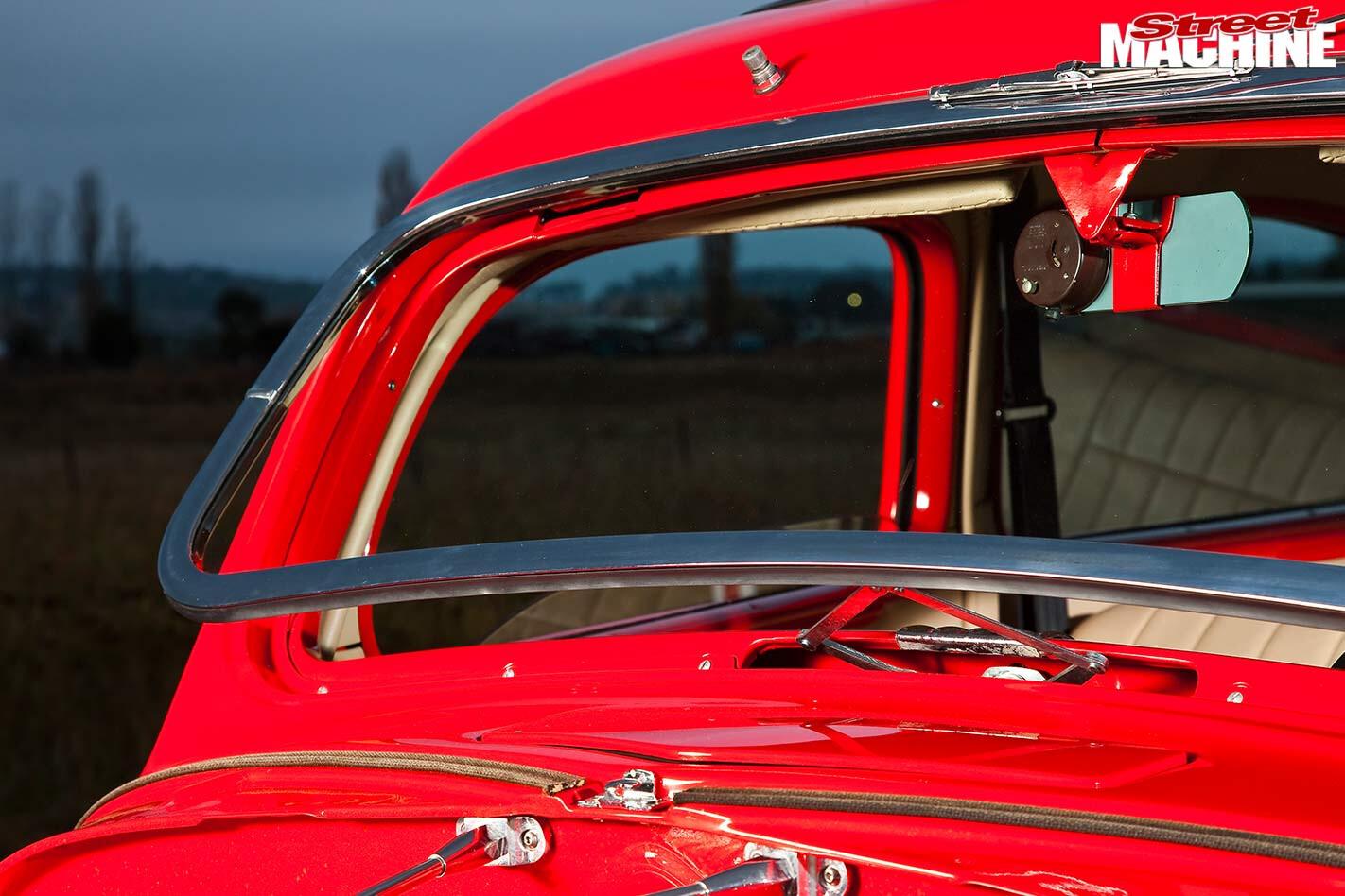 Ford Tudor windscreen
