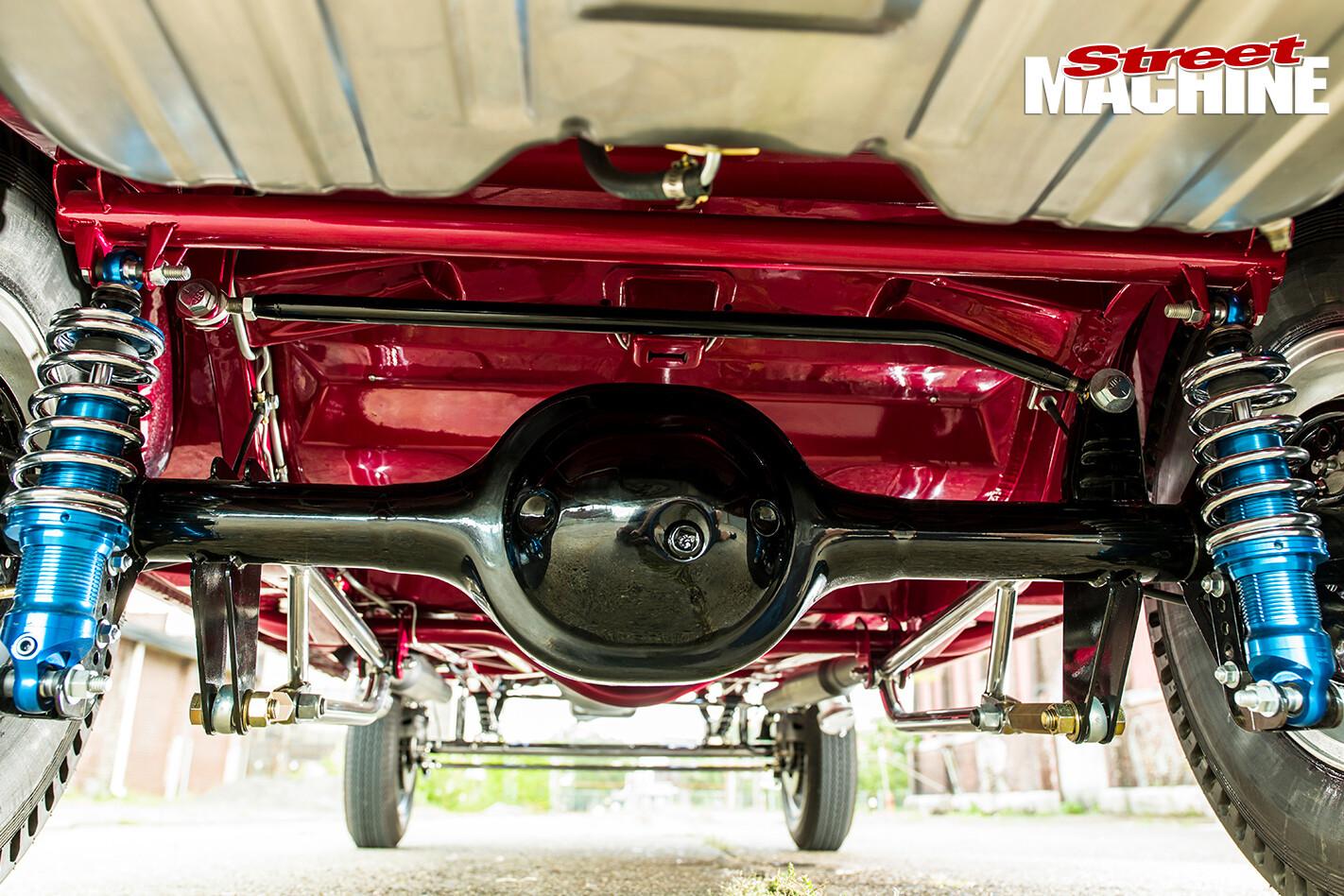 Ford -Falcon -gasser -under