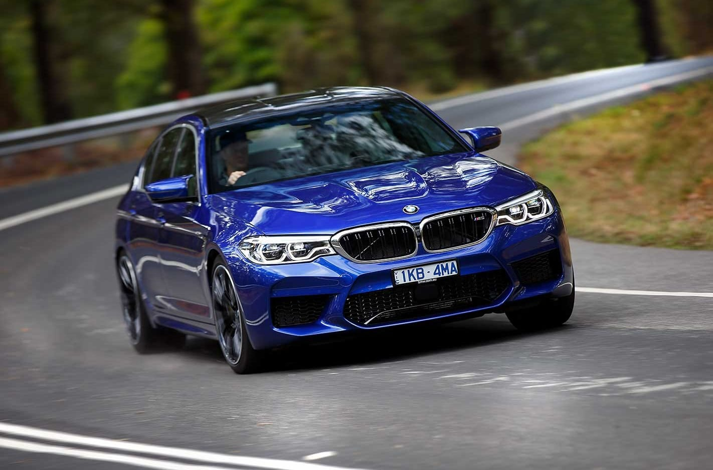 2019 BMW M5 performance review