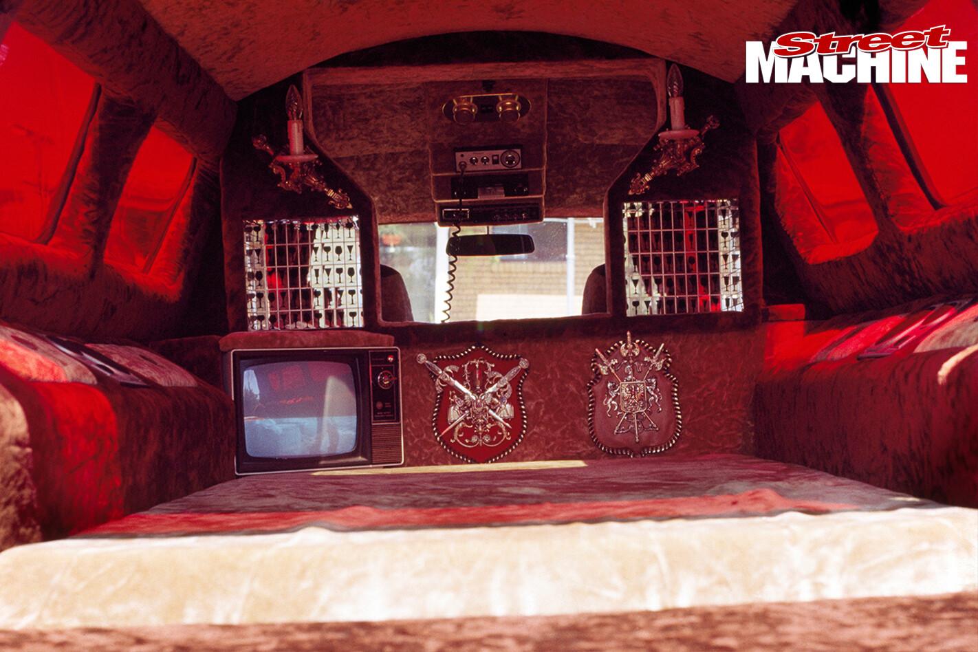 Doug -Cundy -XY-Van -interior