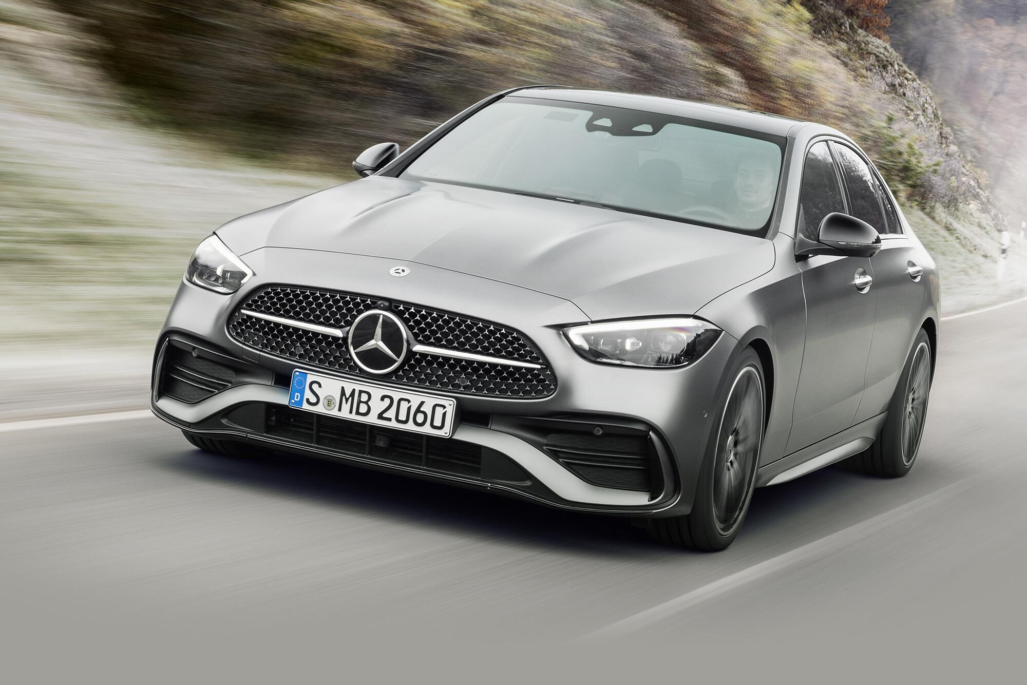2022 Mercedes Benz C Class Revealed For Australia 1 Jpg