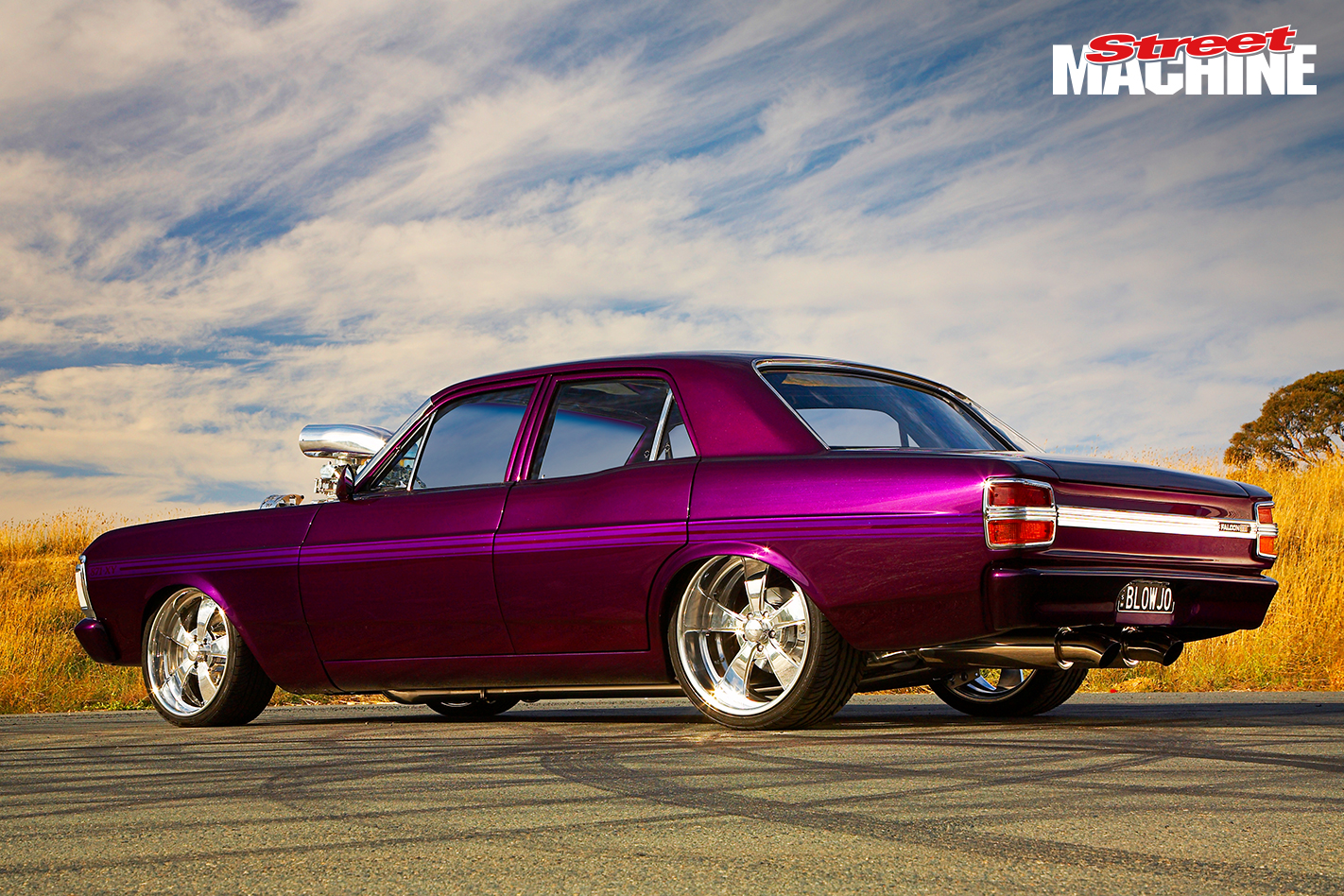 Ford XY Falcon GT Blown 11 Nw