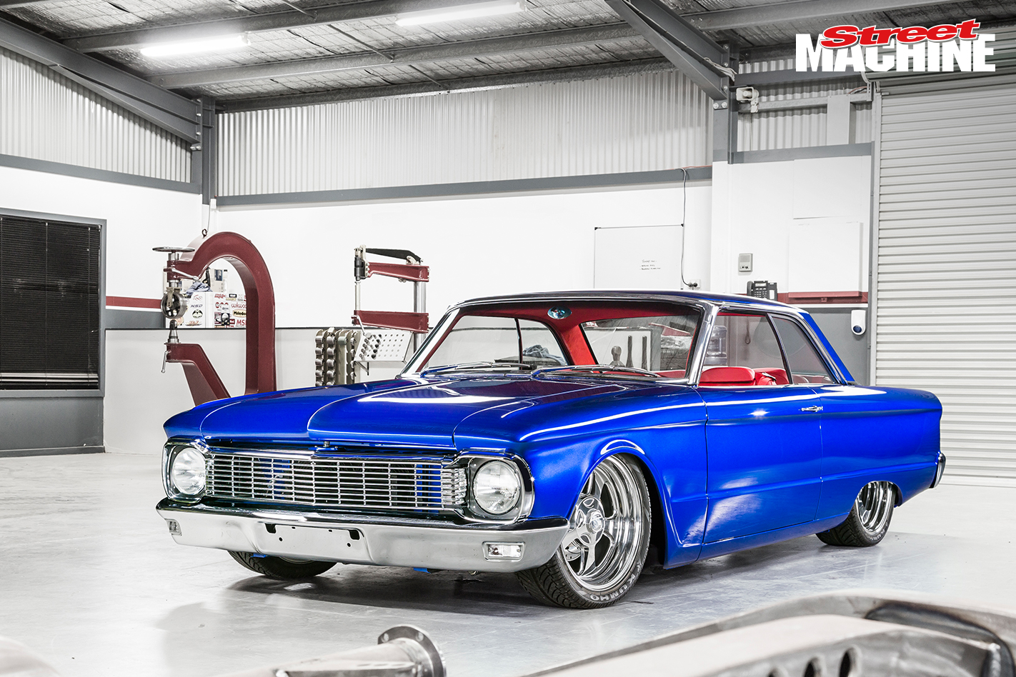 Ford XP Falcon Coupe 1 Nw