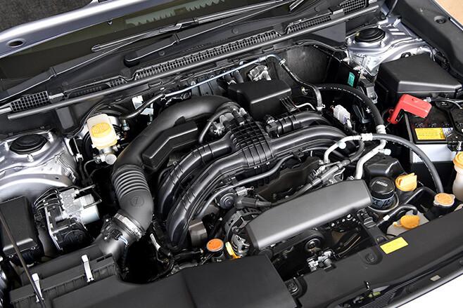 Subaru Impreza engine