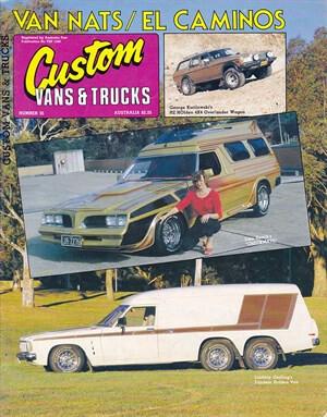 Custom Vans and Trucks