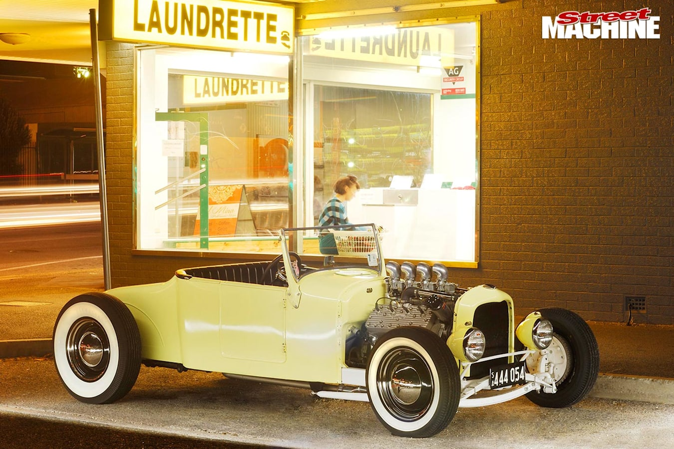 19257 Ford T Roadster