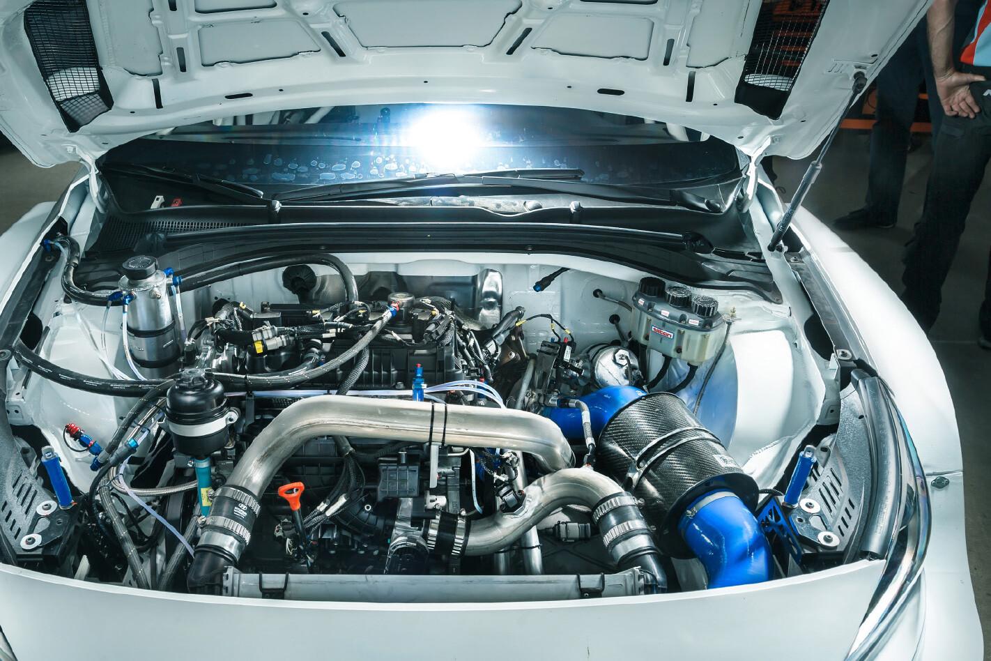 Hyundai I 30 N Tcr Engine Jpg