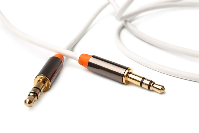 3.5mm stereo headphone lead