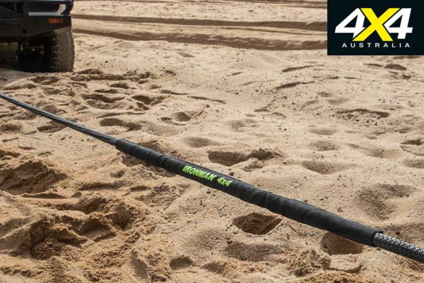 4 X 4 Kinetic Recovery Ropes Benefits How Do Kinetic Recovery Ropes Usage Jpg