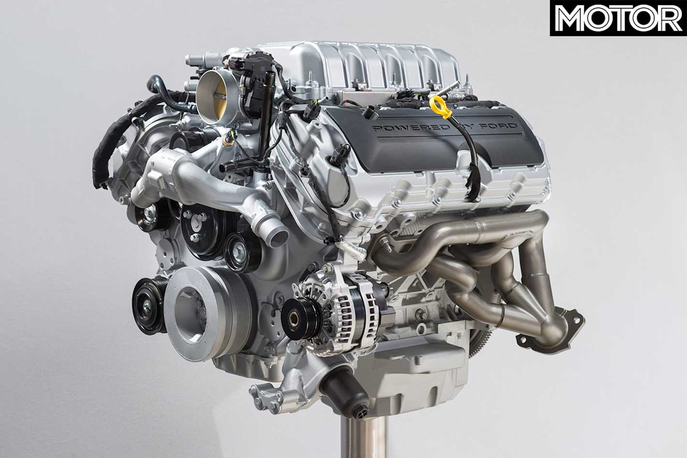 2020 Ford Mustang Shelby GT 500 Engine Jpg