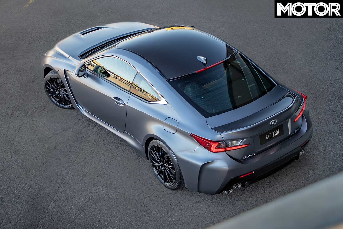 Lexus RC F 10th Anniversary Top Jpg