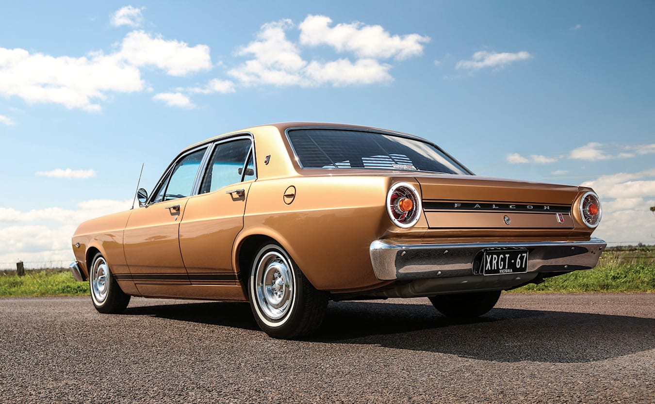 Ford XR Falcon 1967 exterior