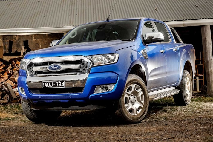 VFACTS April 2020 4x4 ute sales numbers