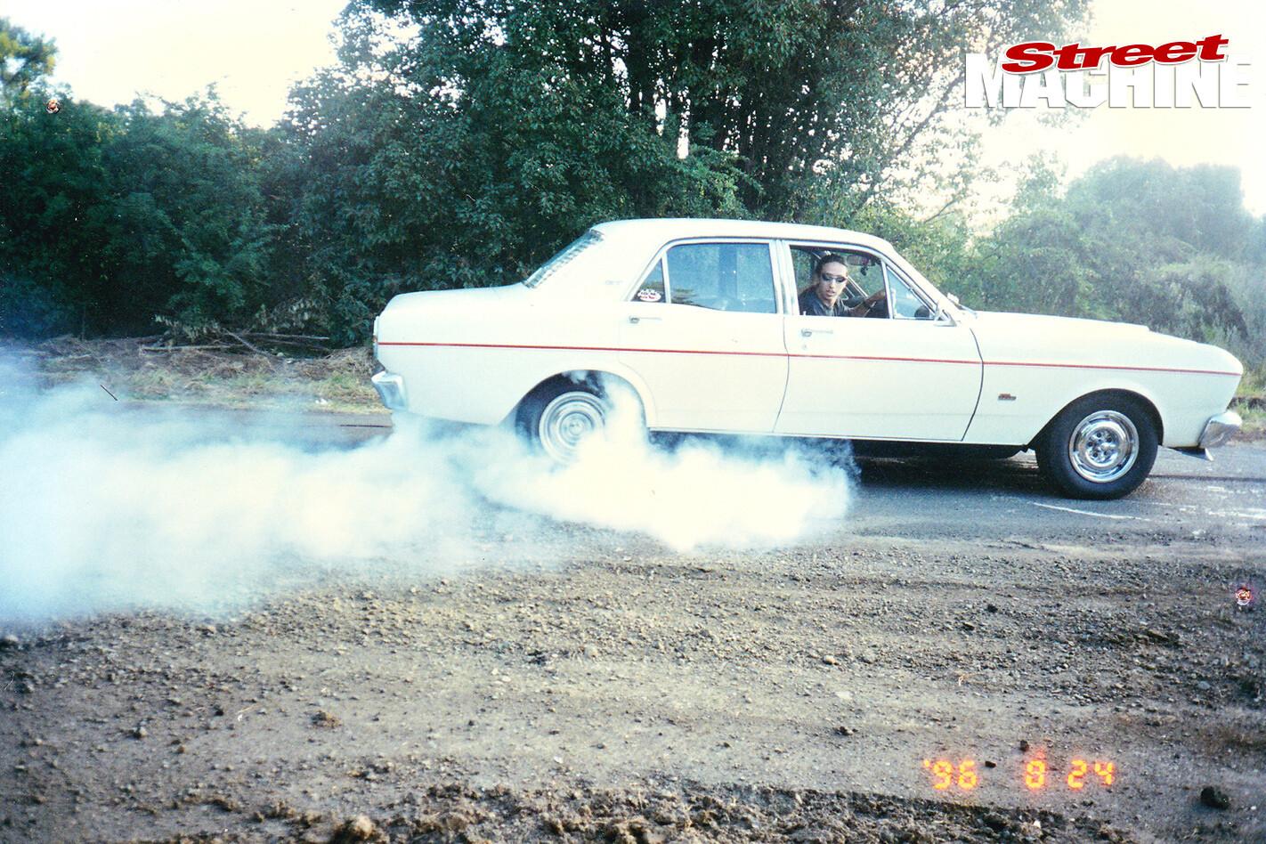 Mick -Dariz -Ford -Falcon -XT