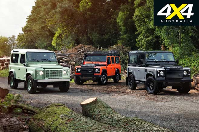 2016 Land Rover Defender Special Editions Jpg