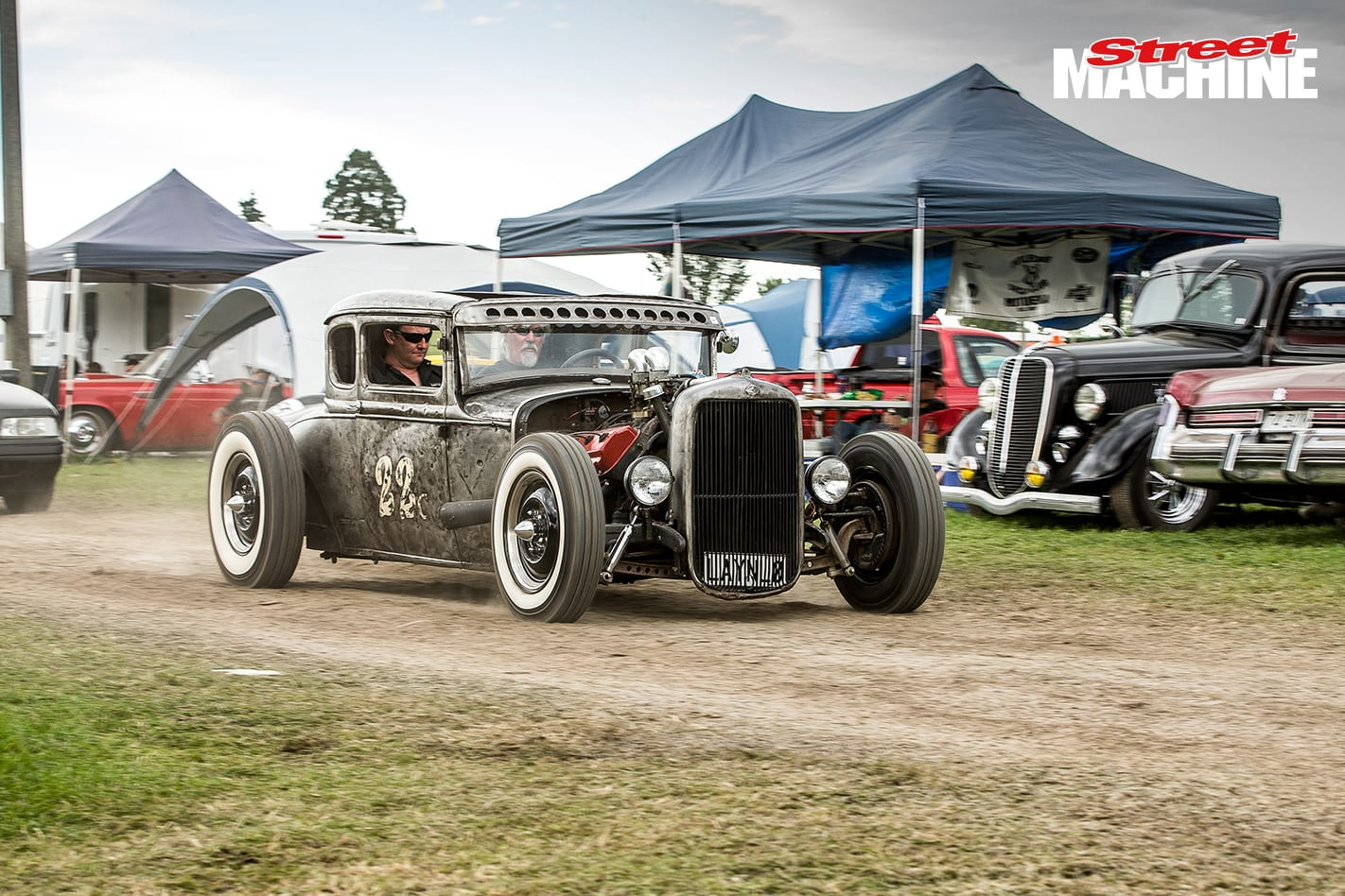 Hot Rod Muscle Car Madness Nw