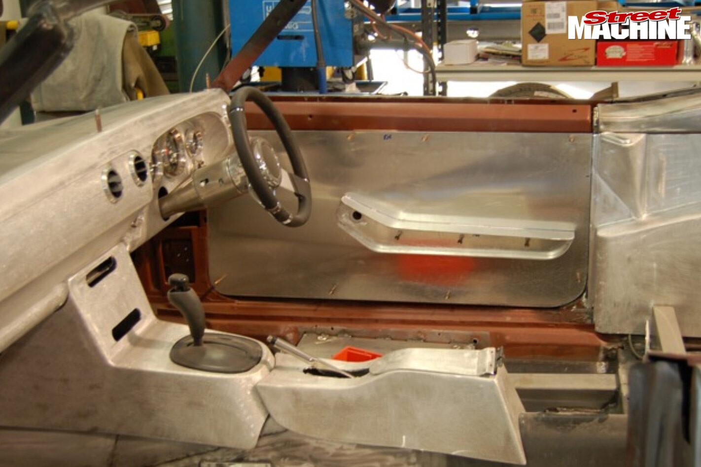 Pontiac Firebird convertible build