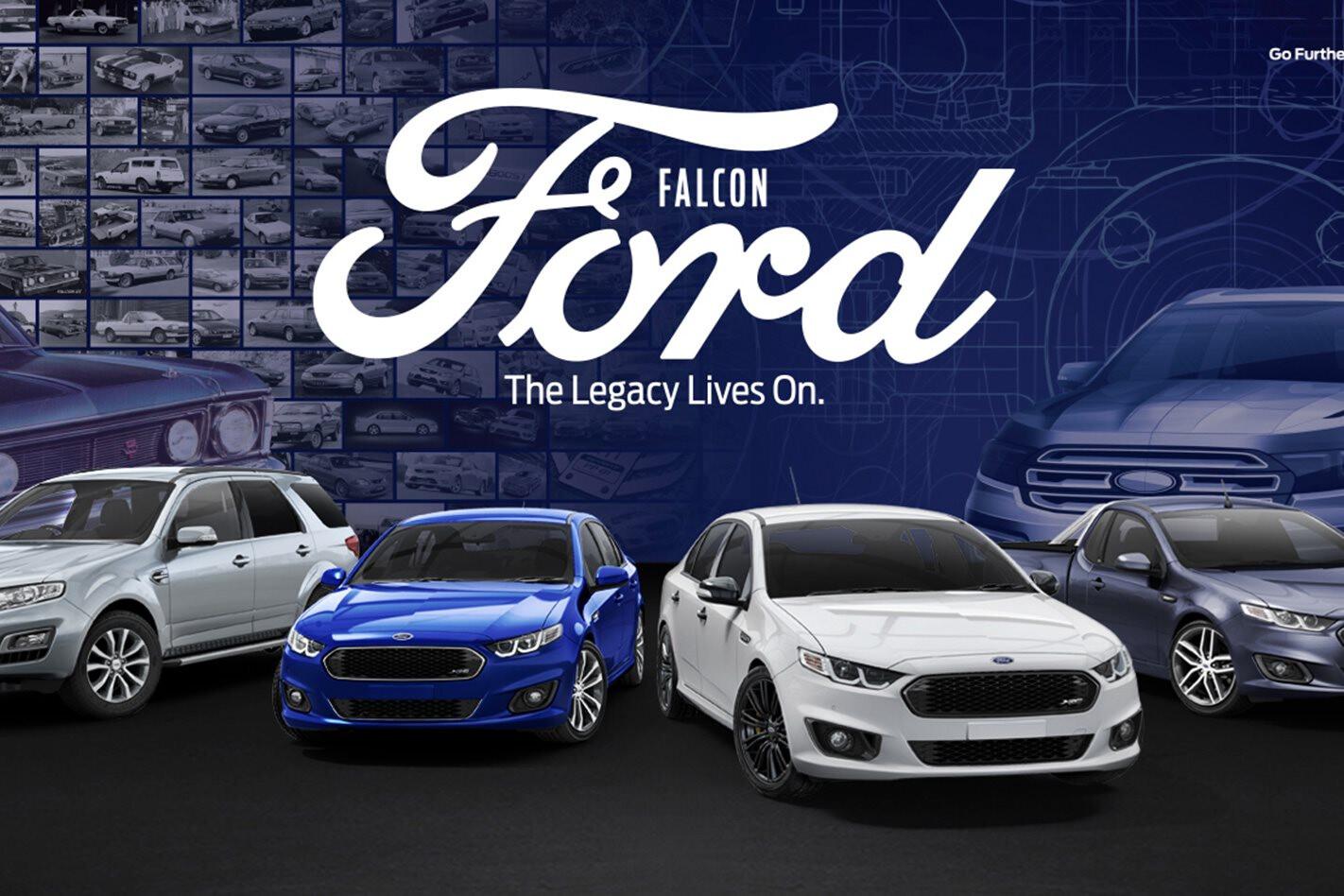 Ford Falcon legacy