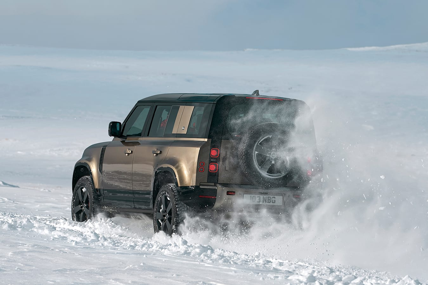 Land Rover Defender Oz Pricing Snow Jpg
