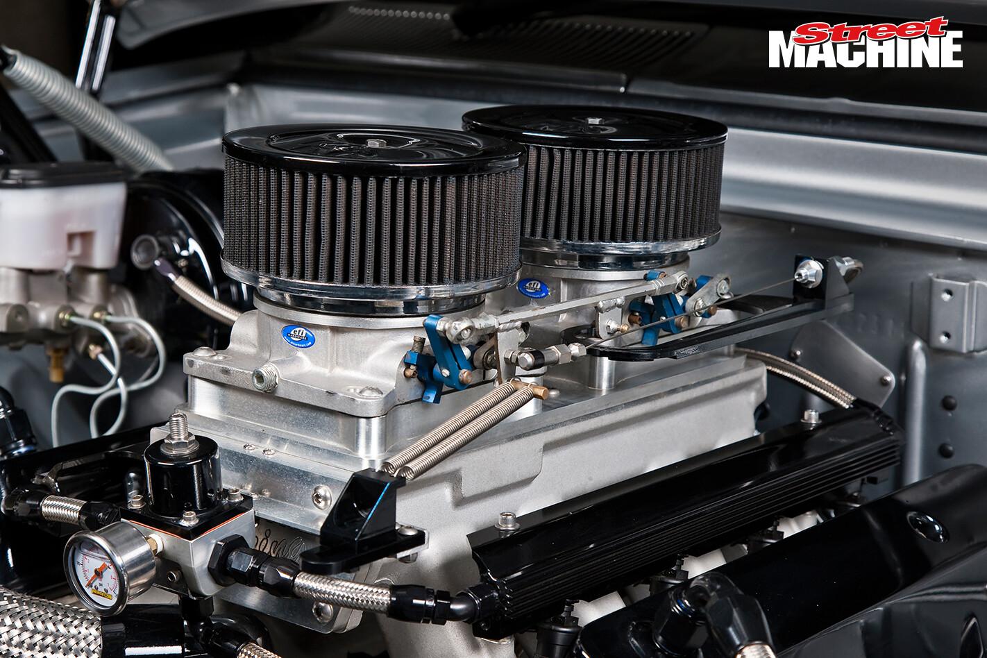Holden HG Monaro GTS 355 V8 Engine 4