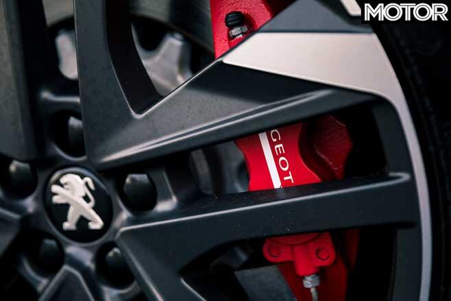 Peugeot 308 G Ti Long Term Review Brake Jpg