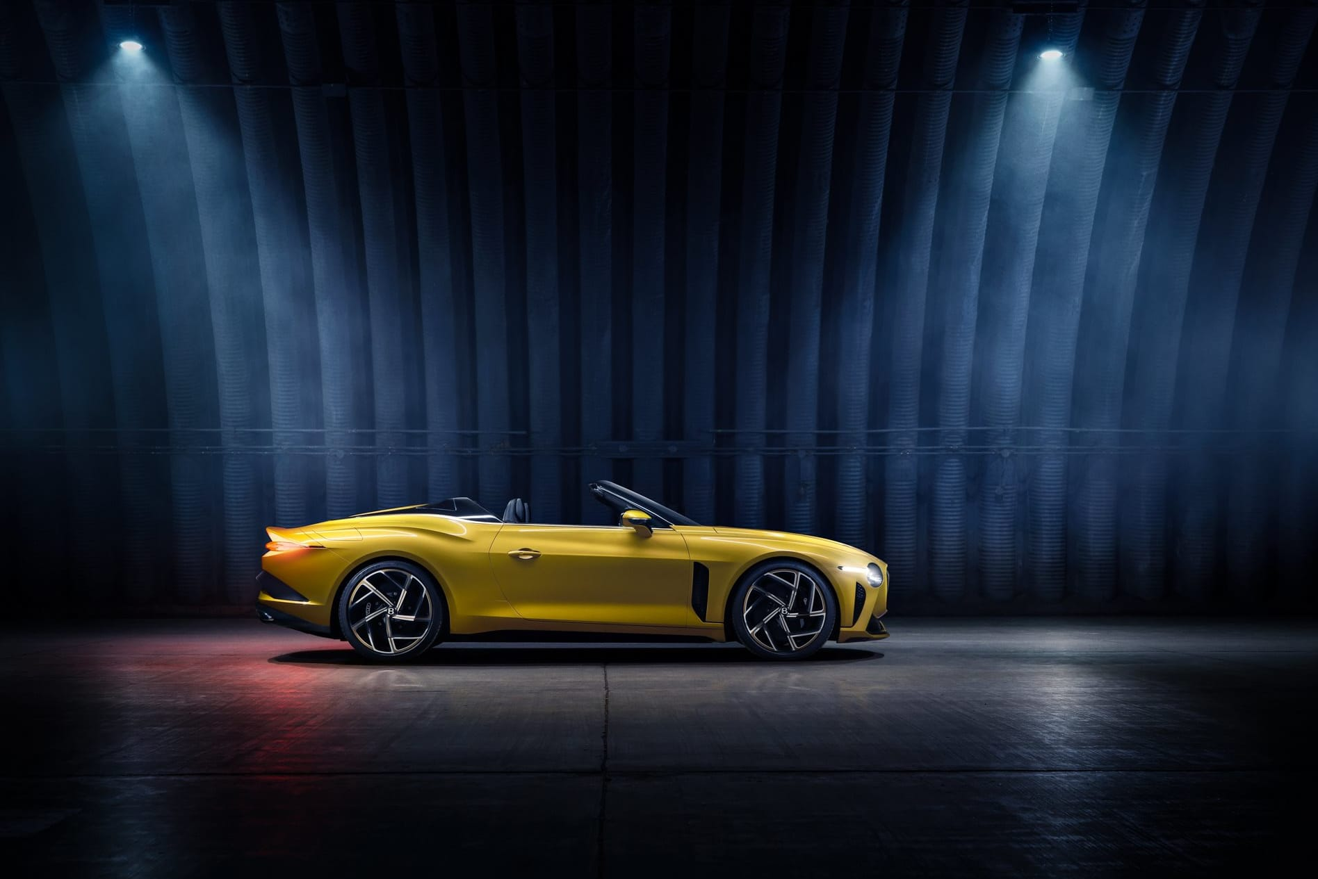 Bentley Bacalar 2020