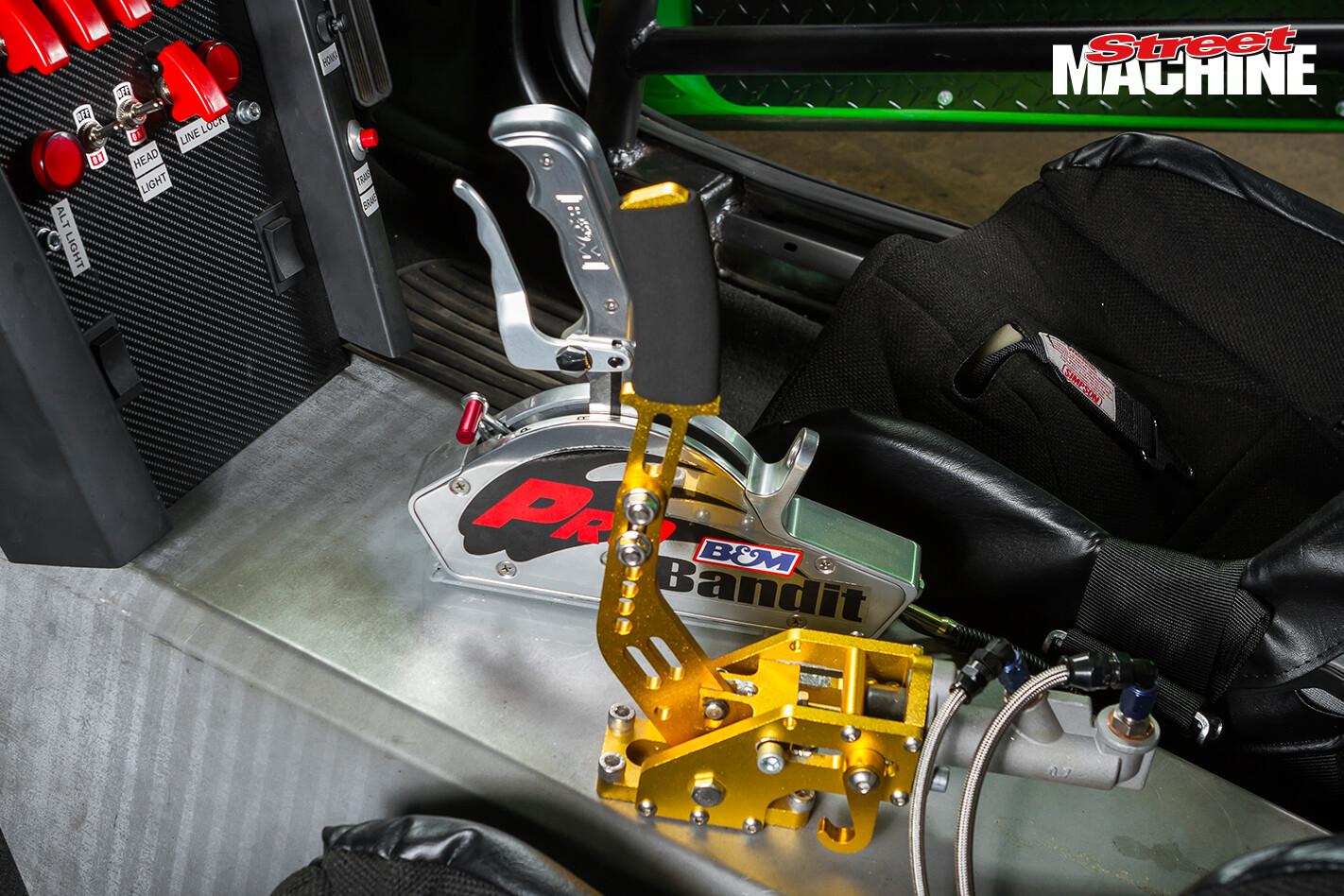 Holden VE Ute Blown LS Interior 1