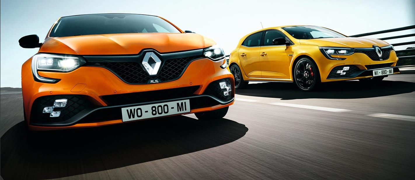 2018 Renault Megane RS unveiled with 205kW 1.8-litre