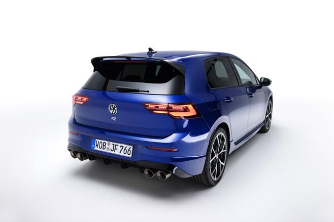 2021 Volkswagen Golf R