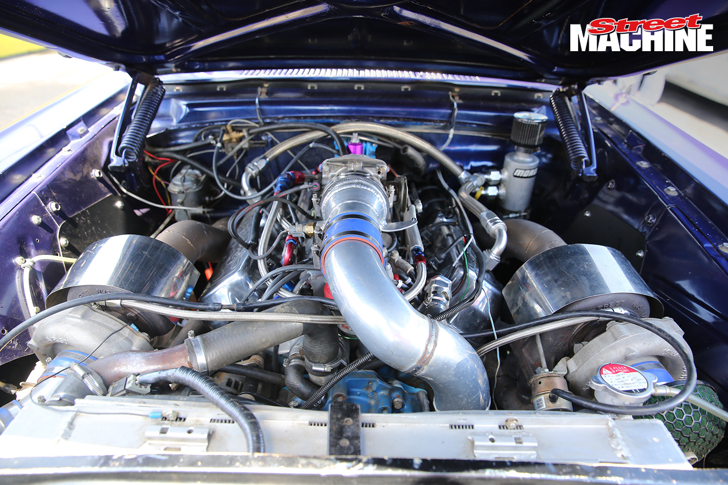 Ford XP Falcon Coupe Twin Turbo 4