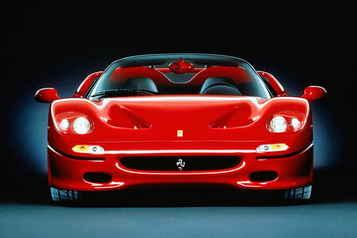 Legends Ferrari F 50 Cover MAIN Jpg