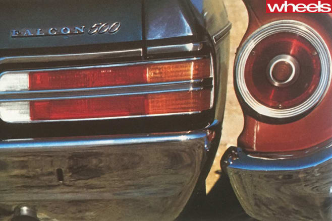 1978-Ford -Falcon -taillights