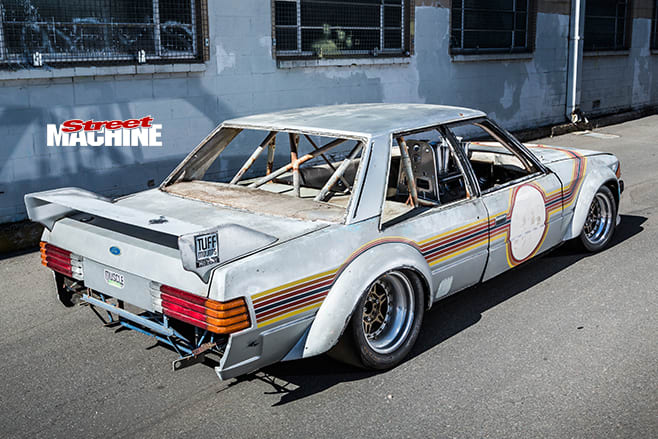 Tube Chassis XE Falcon