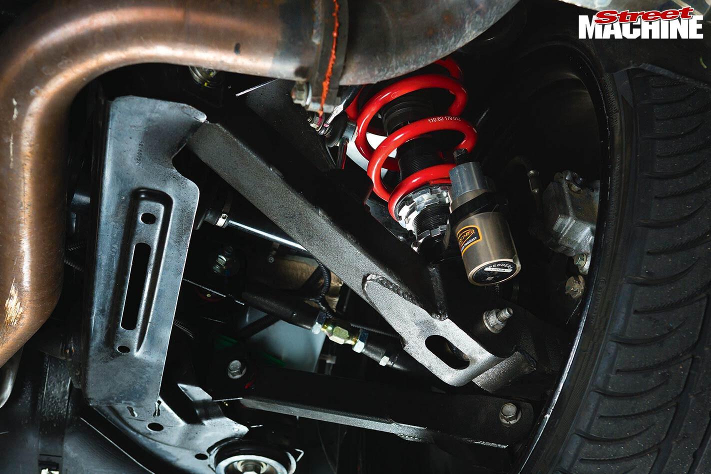 HSV GTS springs