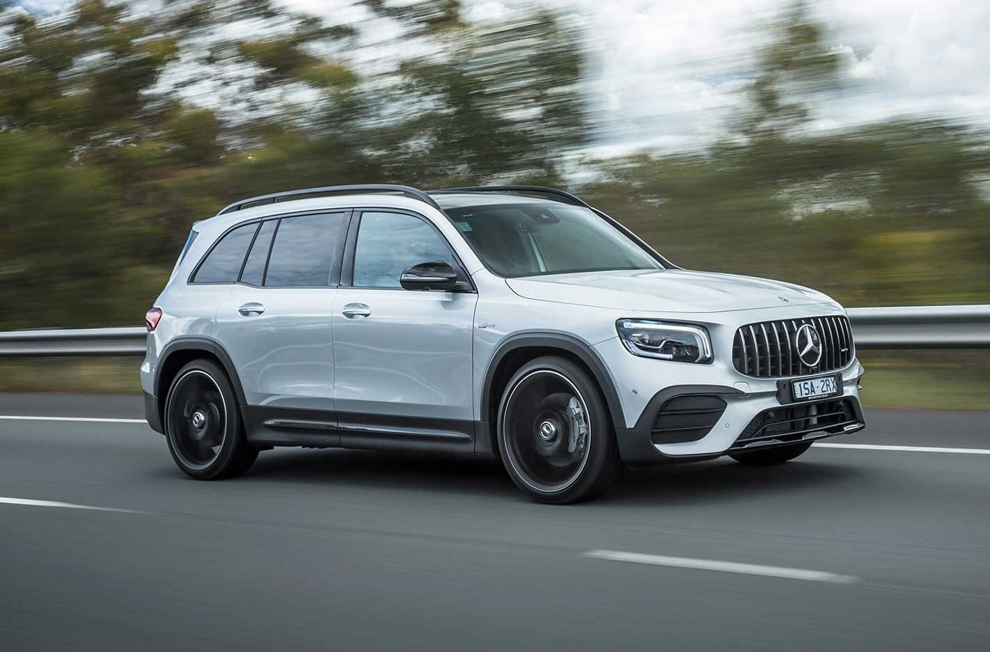 2021 Mercedes-AMG GLB 35 review