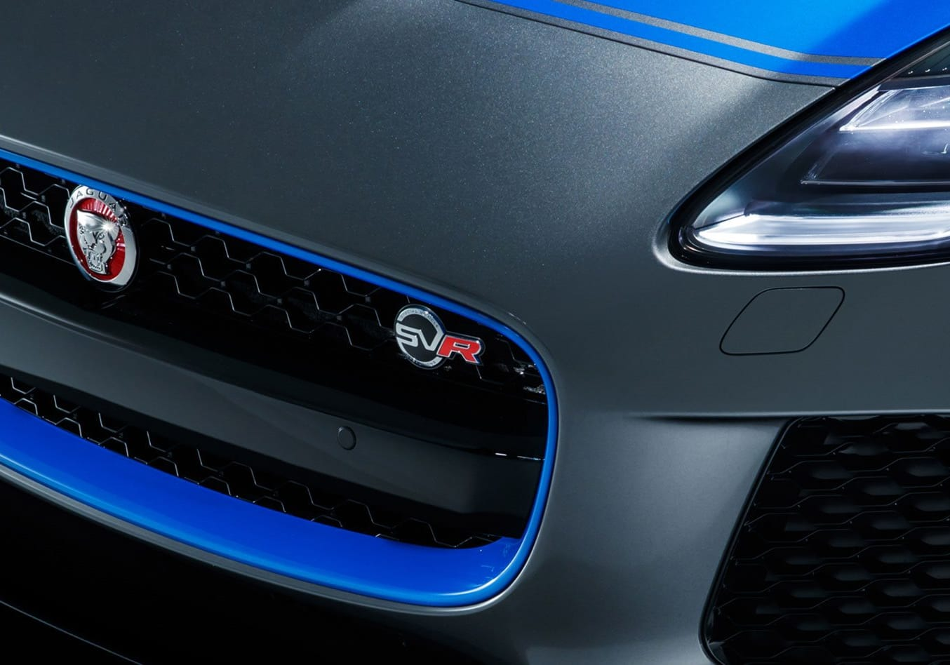 Jaguar to launch F Pace SVR at New York 11