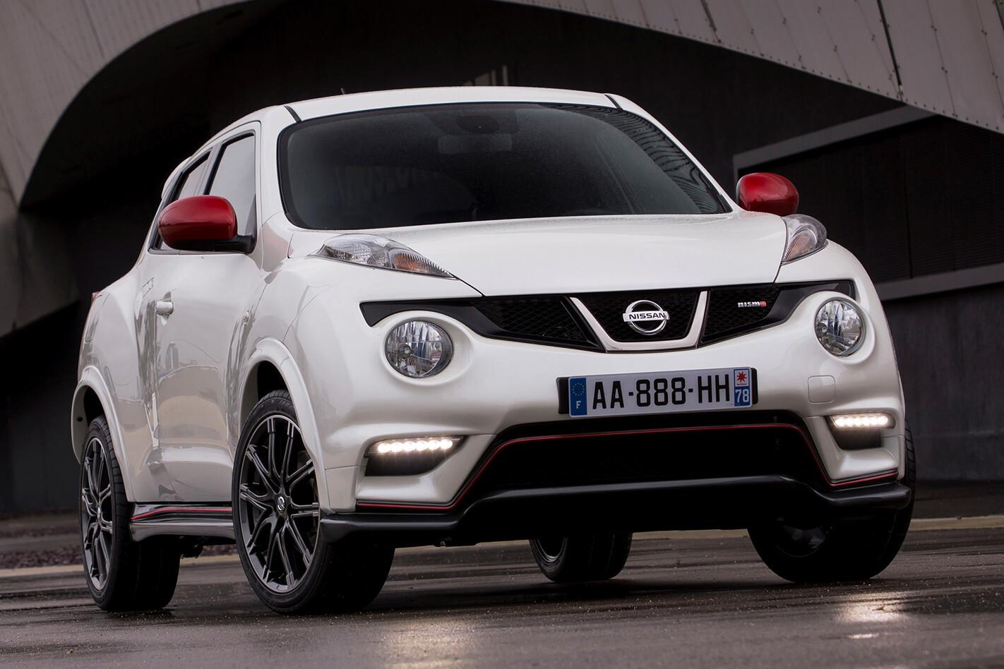 Nissan Juke Nismo Front E Jpg
