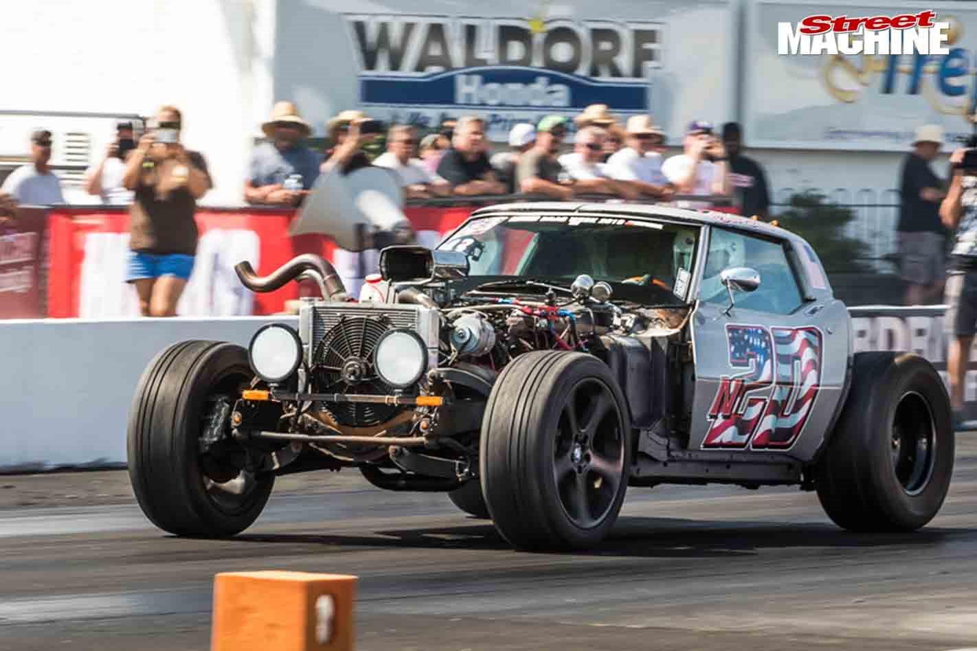 Corvette Drag Week Kart Jpg