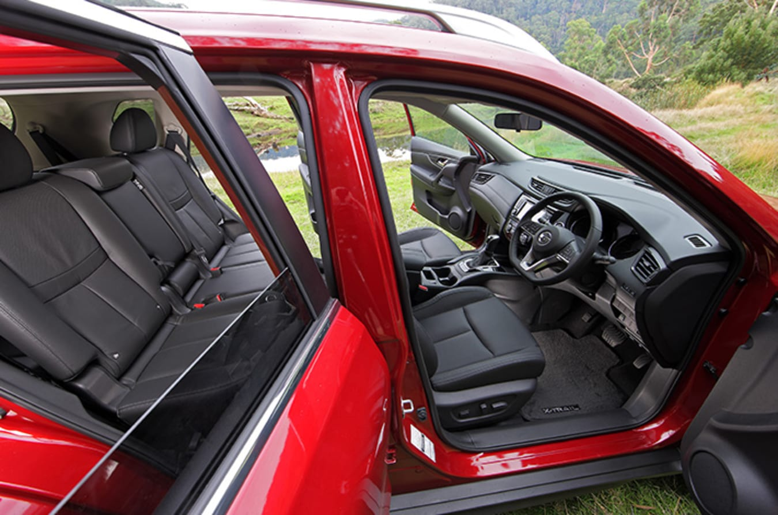 Nissan X Trail Interior Jpg